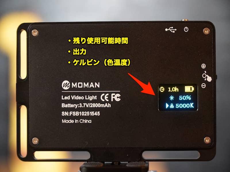 MOMANの背面画像
