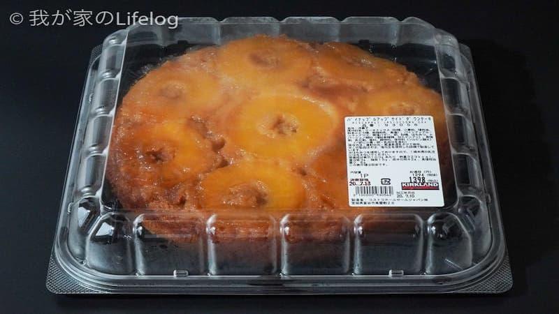 【コストコ】パイナップルアップサイドダウンケーキ