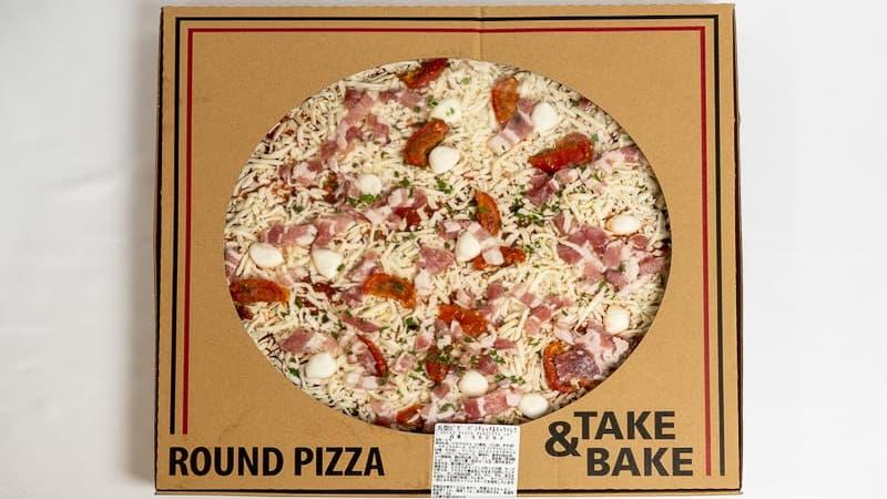 元ピザ屋店員が語るコストコのオススメピザ。【パンチェッタ&モッツァレラ】